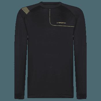Tour Long Sleeve Men Black/Cedar