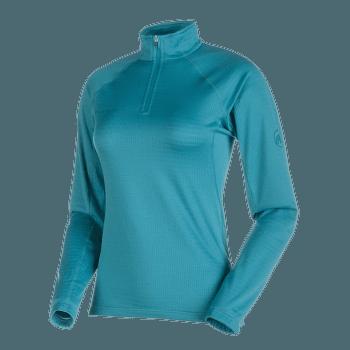 Illiniza Zip Pull Women (1041-05740) aqua 5009
