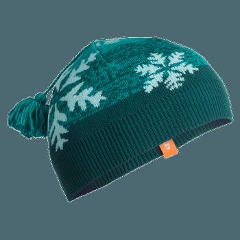 Chalet Hat  Hunter/Mermaid
