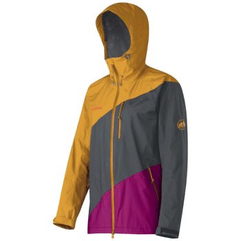 Maudit Jacket Women (1010-11480) smoke-yolk 0648