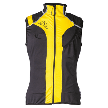 Syborg Racing Vest Men GREY/YELLOW