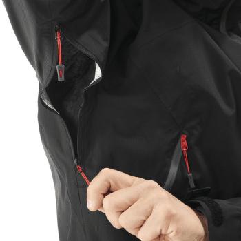 Fitz Roy 2.5L Jacket Men ROUGE/DEEP RED