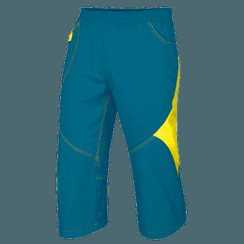 Joshua 3/4 2.0 Pant Men Petrol/limet