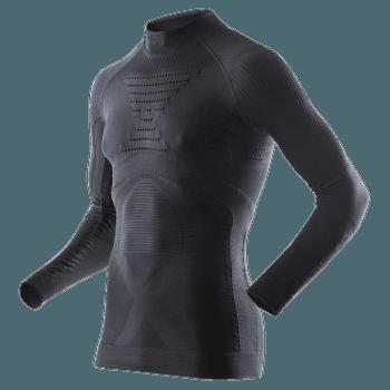 Accumulator Shirt LS Turtle Neck Men Black/Black