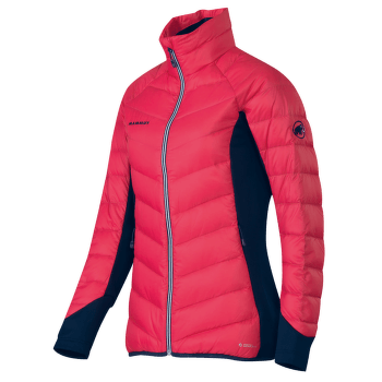 Flexidown Jacket Women (1010-14251) light carmine-marine 3356