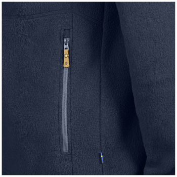 Sten Fleece Dark Grey 030