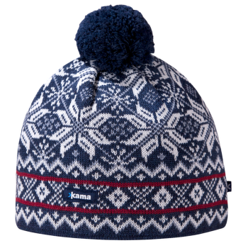 AW06 Windstopper Knitted Hat 108 navy