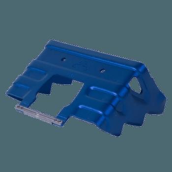 Crampons 90 mm blue