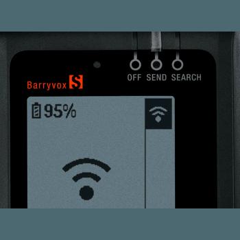Barryvox (2710-00150) Europe 1015