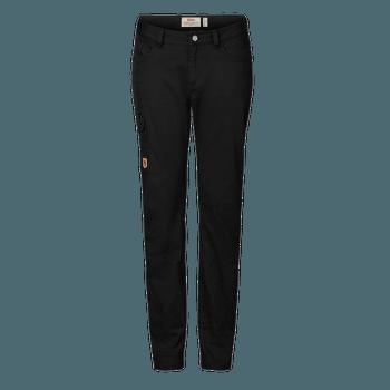 Greenland Stretch Trousers Women Black