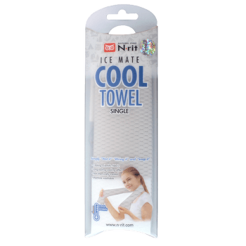 Cool Towel Single GREY