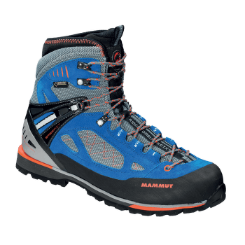 Ridge Combi High WL GTX® Men dark cyan-dark orange 5657