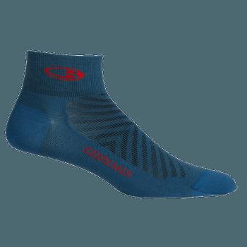 Run + Ultra Light Mini Men (104213) Thunder/CHILI RED