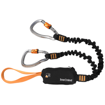 Iron Cruiser Via Ferrata Set (BD620112) Dark Slate