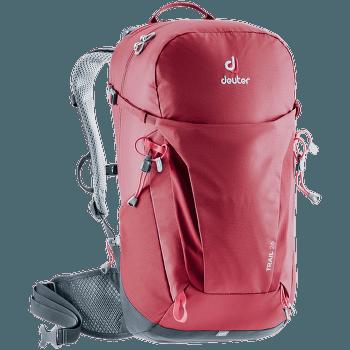 Trail 26 cranberry-graphite
