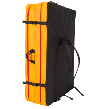 Laspo Crash Pad Black/Yellow 999100