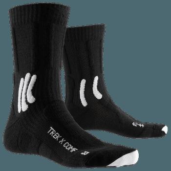 Trek X Comf Socks Black Melange