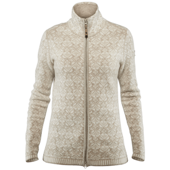 Snow Cardigan Women Chalk White