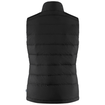 Greenland Down Liner Vest Women Black