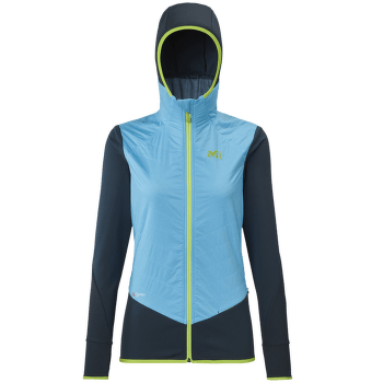 Extreme Rutor Alpha Compo Hoodie Women LIGHT BLUE/ORION BLUE