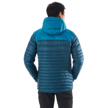 Convey IN Hooded Jacket Men wing teal-sapphire 50266