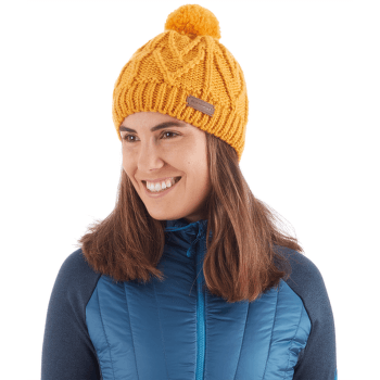 Sally Beanie (1191-00430) wing teal 50227