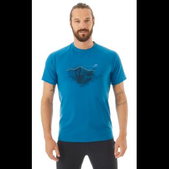 Mountain T-Shirt Men (1017-09843) sapphire 50226