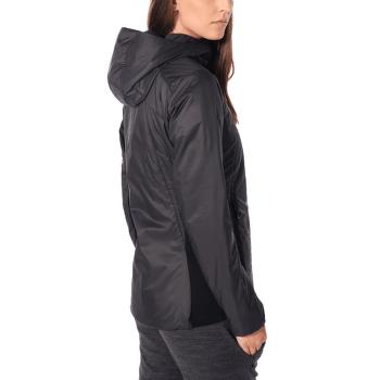 Helix Hooded Jacket Women VELVET
