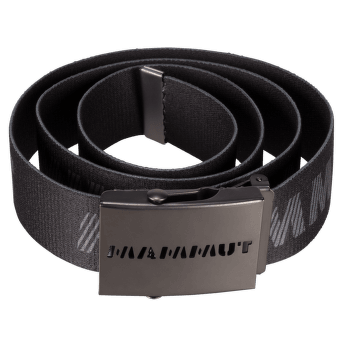 Mammut Logo Belt Black-titanium