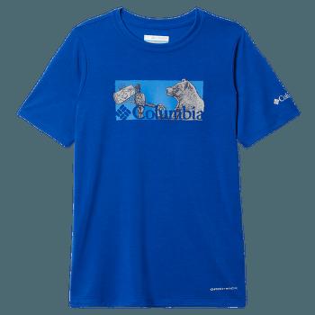 Ranco Lake™ Short Sleeve Tee Boys Blue 437