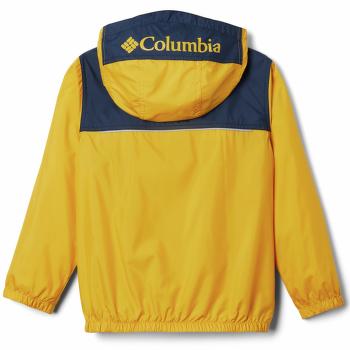 Bloomingport™ Windbreaker Kids Yellow 790