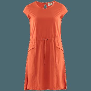 High Coast Lite Dress Women Rowan Red