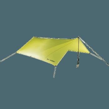 Escapist 15D Tarp large Lime (LI)