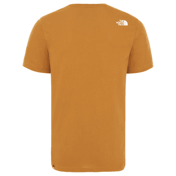 Never Stop Exploring Tee Men TIMBER TAN