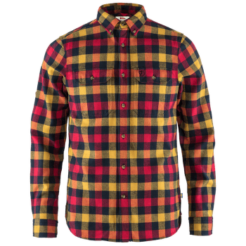 Skog Shirt Men True Red