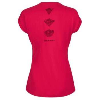 Mountain T-Shirt Women (1017-00963) sundown 6358