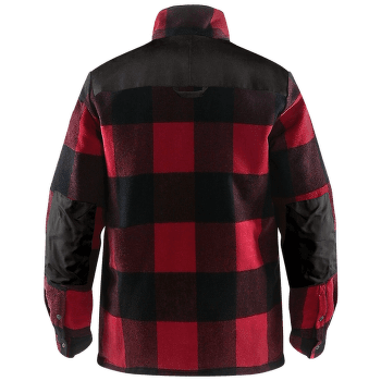 Canada Wool Padded Jacket Men Red