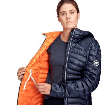 Eigerjoch Advanced IN Hooded Jacket Women azalea