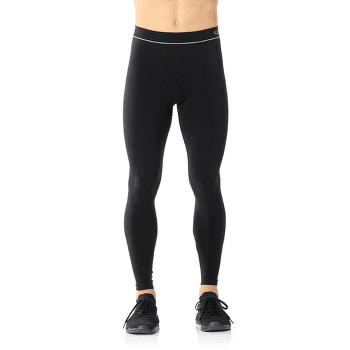 Motion Seamless Tights Men Black