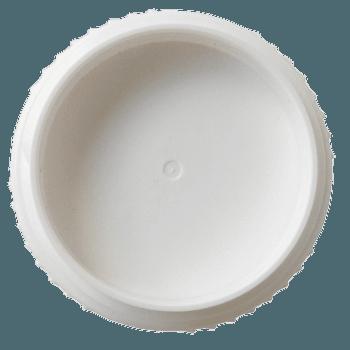 Pill Lid white white