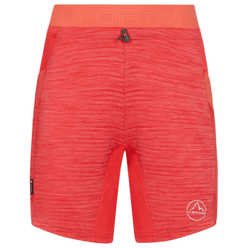 Circuit Short Women Hibiscus/Flamingo