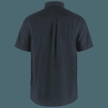 Övik Travel Shirt SS Men Dark Navy