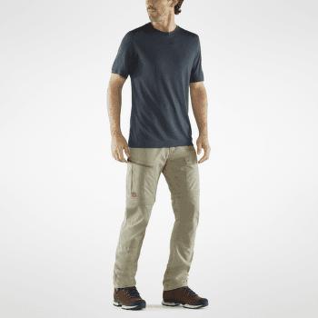 Abisko Midsummer Zip Off Trousers Men Savanna-Light Olive