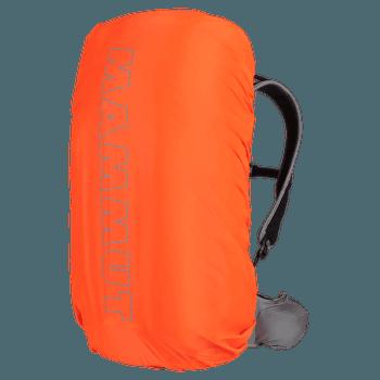 Raincover vibrant orange