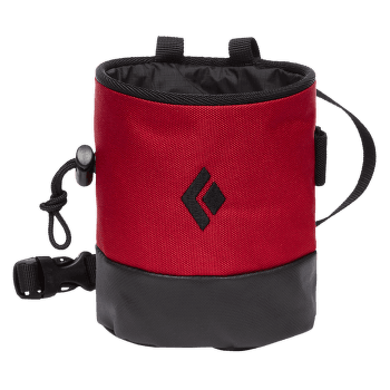 MOJO ZIP CHALK BAG Vermillion