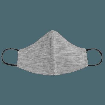 Wool Face Mask 770A GREY MELANGE