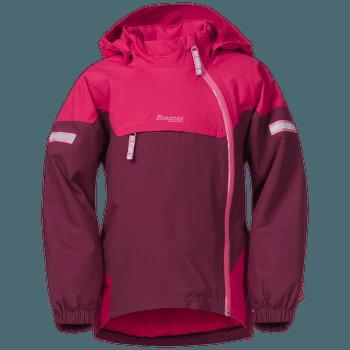 Ruffen Insulated Jacket Kids Jam/Dk Sorbet