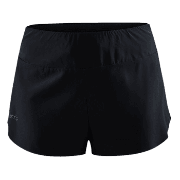 Pro Hypervent Split Short Women 999000 Black