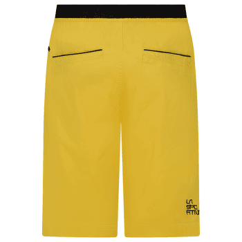Flatanger Short Men Yellow/Black