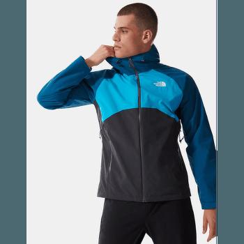 Stratos Jacket Men (CMH9) Asphalt Grey-Moroccan Blue-Meridian Blue